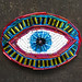 Beady Eye Patch by pageofbats