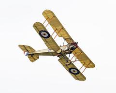 Royal Aircraft Factory BE2c 3