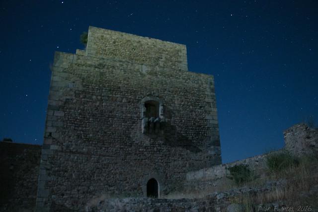 Castillo de Burguillos del Cerro (Badajoz)