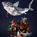 Sharks Treasure-1 by LEGO 7