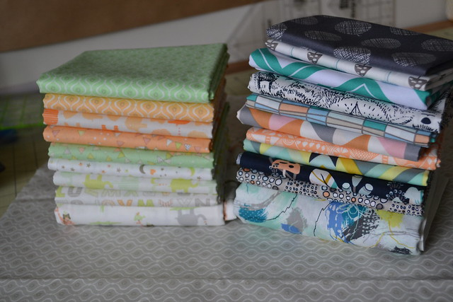 Fabric Purchases 5.3.13
