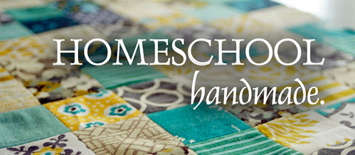 HOMESCHOOL handmade.
