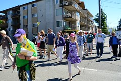 5.5.13 Ballard Jane's Walk (thanks David Chui for the pics!)