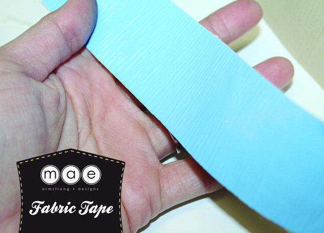 Homemade Fabric Tape4