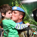 Members from the 107th Infantry Battalion UNIFIL return home after six month deployment to Lebanon