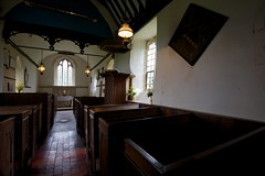 Church of St Lawrence, Besselsleigh, Oxfordshire