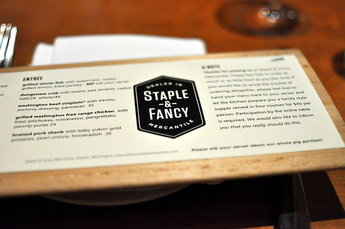 Staple & Fancy Mercantile - Ballard - Seattle