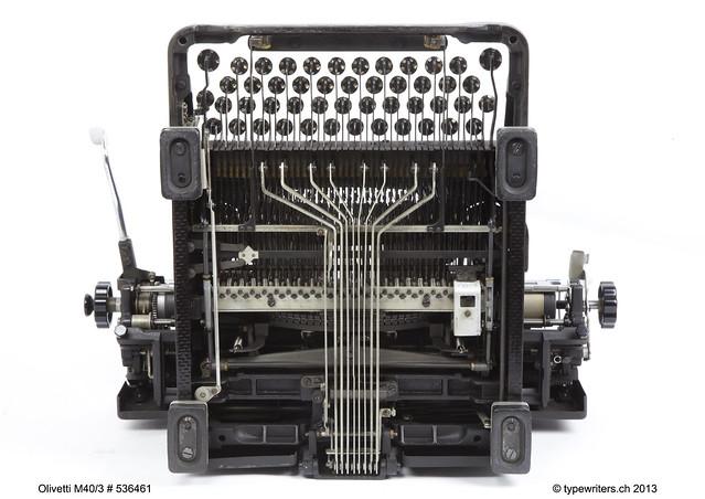 Olivetti M40/3