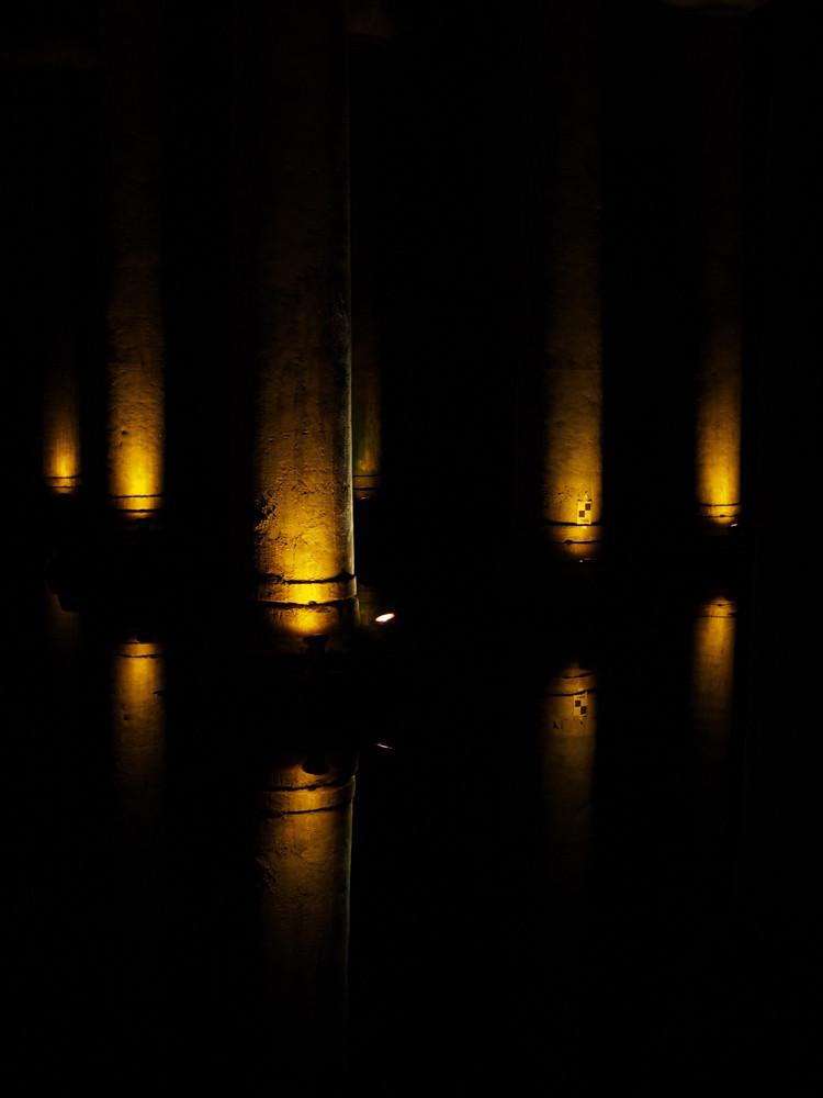 Istanbul - Cistern Basilica