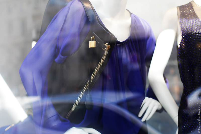 Tom Ford's Display Windows