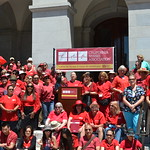 Hundreds of RNs to Gather in Sacramento May 12. Honor Nurses Week With Call for Action