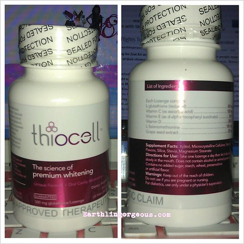 Thiocell Glutathione review