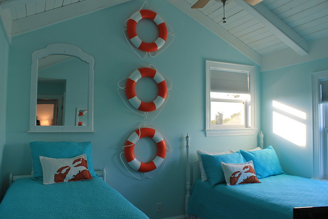 Stranded on Purpose Beach House Knot Room