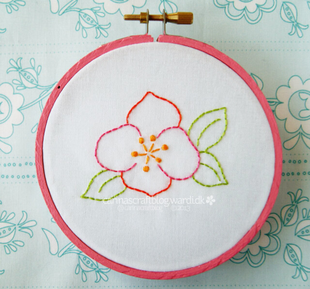 Maybroidery Day 2
