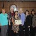 Awards and Recognitions were held at the May 9, 2013, Regular Board Meeting of the Board of School Trustees
