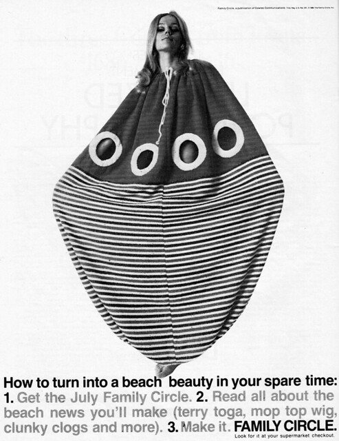 Vintage Ad #2,266: Spinning Top at the Beach?