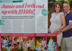 Feature in Closer Magazine May 18-24