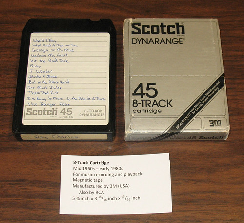 8-track cartridge