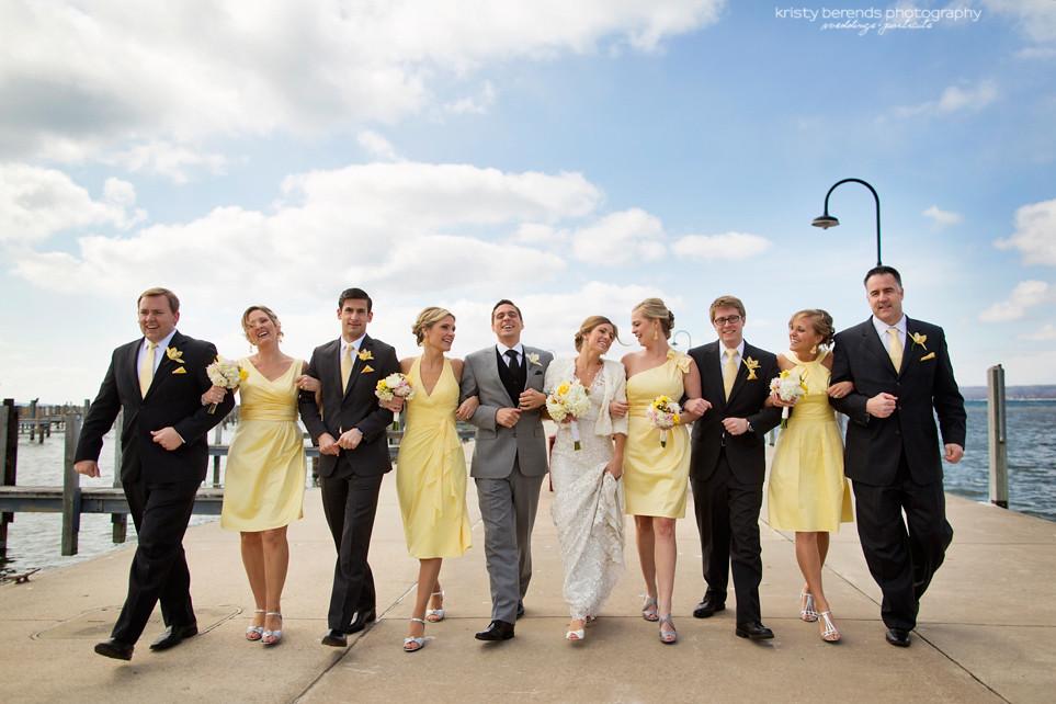 Petoskey Wedding Party