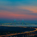 Incheon Bridge from Dongchun Tunnel *Flickr EXPLORED 18/05/13* by Justin Howard Photography