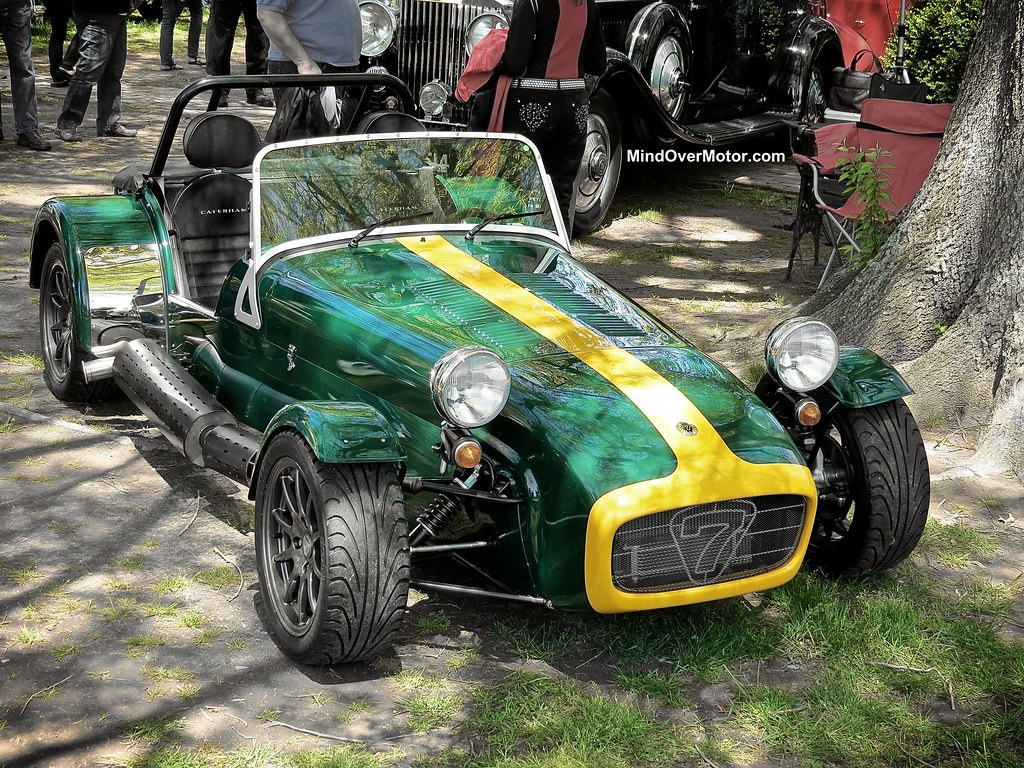lewes british motorcar show caterham lotus seven mind over motor. Black Bedroom Furniture Sets. Home Design Ideas