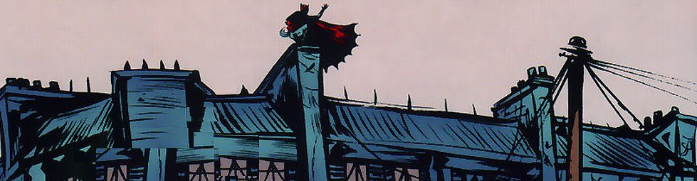 Berlin Batman Paul Pope