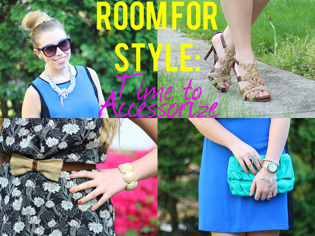 Living After Midnite: Room for Style: Time to Accessorize