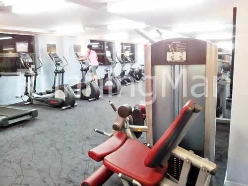 Rydges World Square Hotel 03 - Gymnasium