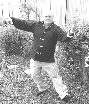 OLLI Tai Chi Instructor Phil Robinson