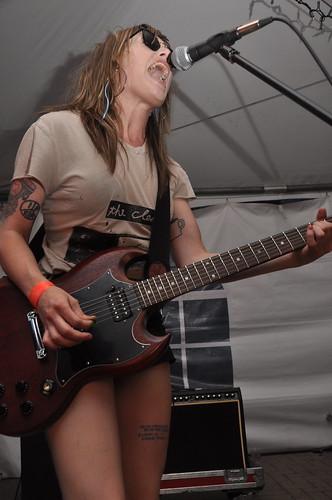Nervosas at Ottawa Explosion Weekend 2013
