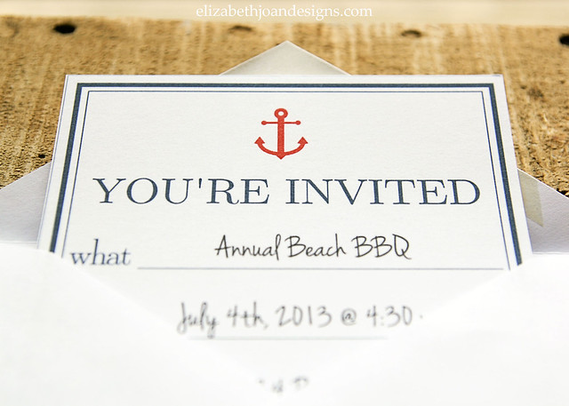 Summer 2013 Party Printable 3