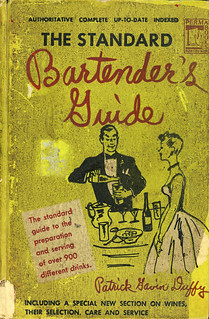 Perma Books P5 - Patrick Gavin Duffy - The Standard Bartender's Guide