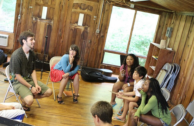 Appel Farm Arts and Music Camp