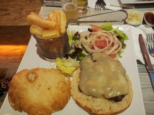 Burgos | San Pablo Gastro Burguer | Hamburguesa premium de vaca