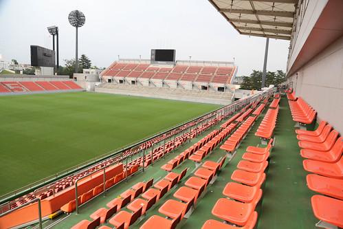 Nack5 Stadium Omiya