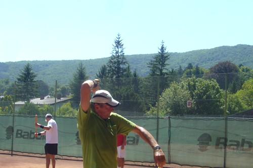 Tennisseminar Wolfgang