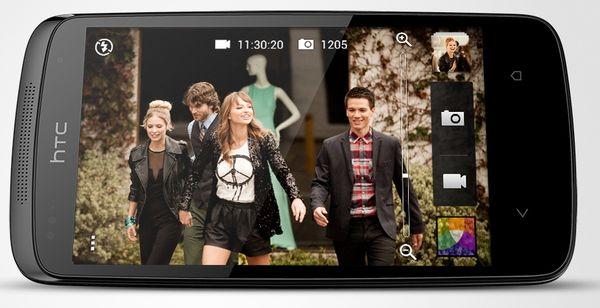 Цена HTC Desire 500