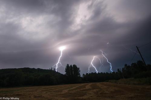 Corbiac Lightning