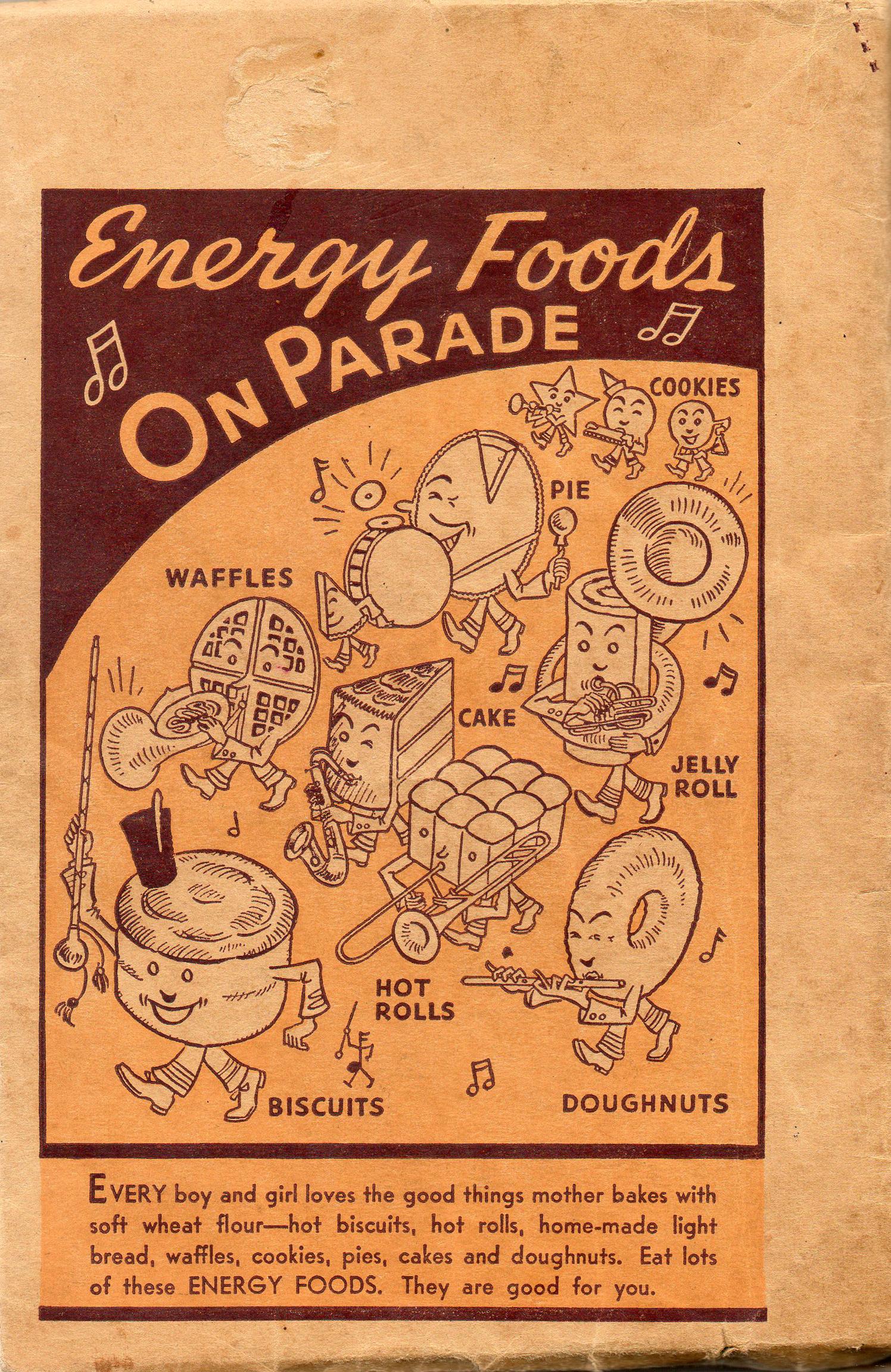Not a recipe book