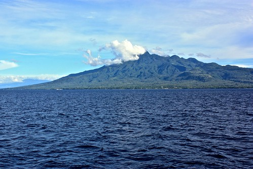 almost to Camiguin… pronounced Come-again… Very confusing when someone asks where you are going!