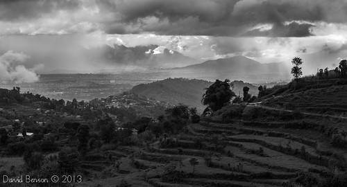 travel nepal asia kathmandu nagarkot centralregion