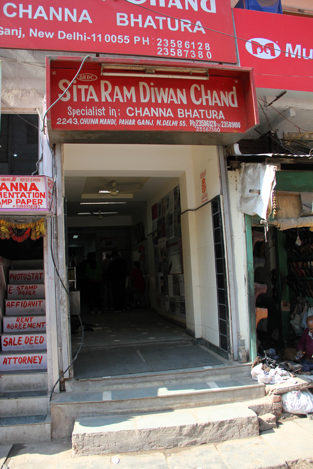 Sita Ram Diwan Chand restaurant in New Delhi, India