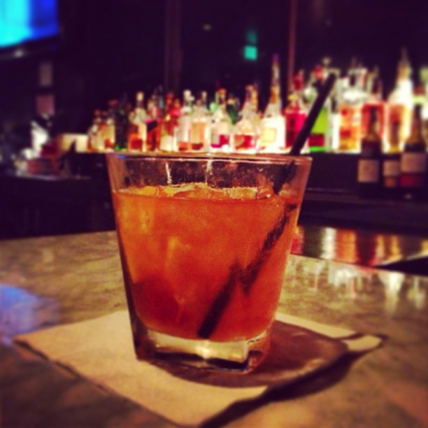 Free Rye Old Fashioned for being an Expedia VIP | Explore Bi ...