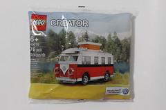 LEGO Creator Mini Volkswagen T1 Camper Van (40079)