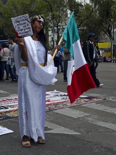 Marcha CNTE del 4 de septiembre