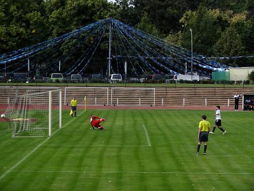 Berliner FC Preußen v Füchse Reinickendorf (Berlin cup competition, 1st round)