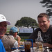Lunch at Pebble Beach Golf Course by iChris