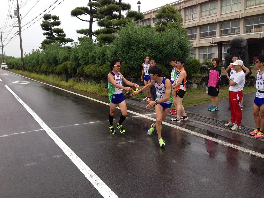 ekiden - tottori - chubu 鳥取駅伝競走中部