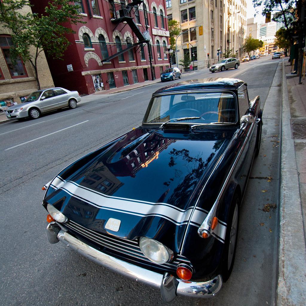 Triumph TR250 Overdrive