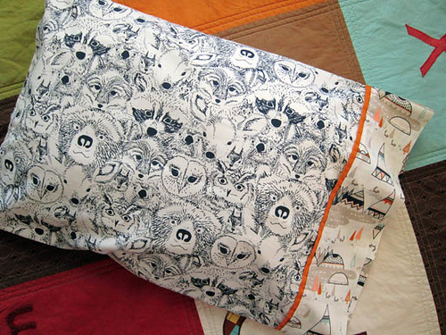 Indian Summer pillowcase